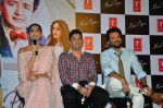 Sonam Kapoor, Anil Kapoor, Bhushan Kumar at Tulsi Kumar album launch on 1st April 2016