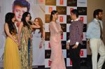 Sonam Kapoor, Anil Kapoor, Bhushan Kumar, Tulsi Kumar at Tulsi Kumar album launch on 1st April 2016