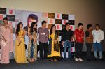 Sonam Kapoor, Bhushan Kumar, Kishan Kumar, Tulsi Kumar at Tulsi Kumar album launch on 1st April 2016