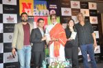 Amitabh Bachchan, Abhay Deol, Pooja Bhatt, Sudhir Mishra at the Book launch of Mayank Shekhar_s Name Place Animal Thing on 2nd April 2016 (4)_570139194557b.JPG