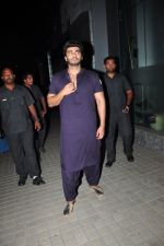 Arjun Kapoor snapped at Juhu PVR on 2nd April 2016