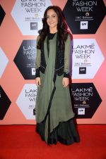 Elli Avram on Day 4 at Lakme Fashion Week 2016 on 2nd April 2016
