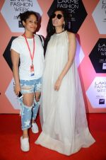 Masaba on Day 4 at Lakme Fashion Week 2016 on 2nd April 2016
