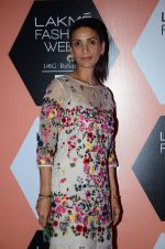 Mehr Jessia on Day 4 at Lakme Fashion Week 2016 on 2nd April 2016