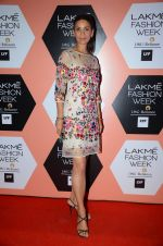 Mehr Jessia on Day 4 at Lakme Fashion Week 2016 on 2nd April 2016 (52)_57012f8c7bfaf.JPG