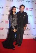 Nachiket Barve at Knight Frank Event association with Anmol Jewellers in Mumbai on 2nd April 2016