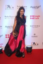 Nisha Jamwal at Knight Frank Event association with Anmol Jewellers in Mumbai on 2nd April 2016