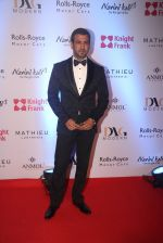 Ronit Roy at Knight Frank Event association with Anmol Jewellers in Mumbai on 2nd April 2016