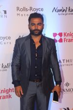 Sachiin Joshi at Knight Frank Event association with Anmol Jewellers in Mumbai on 2nd April 2016