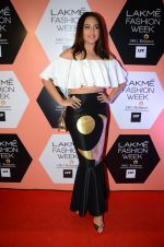 Sonakshi Sinha on Day 4 at Lakme Fashion Week 2016 on 2nd April 2016