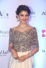 Urvashi Rautela at Knight Frank Event association with Anmol Jewellers in Mumbai on 2nd April 2016 (32)_5700c42a38c85.JPG
