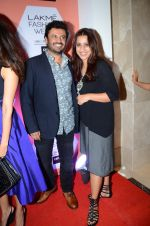 Vikas Bahl on Day 4 at Lakme Fashion Week 2016 on 2nd April 2016