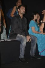 Mahaakshay Chakraborty at the Karan Malhotra Show at Lakme Fashion Week on 3rd April 2016  (28)_570247ac3224f.JPG