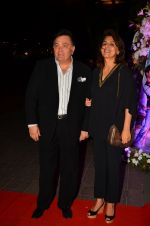 Rishi Kapoor, Neetu Singh at Kapoor n Sons success bash on 3rd April 2016 (23)_57024a024f4aa.JPG