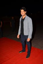 Sidharth Malhotra at Kapoor n Sons success bash on 3rd April 2016