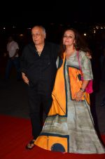 Soni Razdan, Mahesh Bhatt at Kapoor n Sons success bash on 3rd April 2016 (20)_57024a6d8dc16.JPG