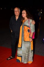 Soni Razdan, Mahesh Bhatt at Kapoor n Sons success bash on 3rd April 2016