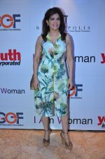 Bina Aziz at the _I Am Woman_ women empowerment award on 5th April 2016