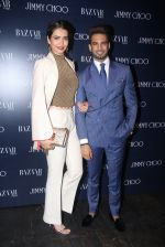 Karishma Tanna, Upen Patel  at the launch of _Jimmy Choo_ Eyewear on 5th April 2016 (10)_5704efca24b8f.JPG