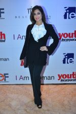 Lucky Morani at the _I Am Woman_ women empowerment award on 5th April 2016