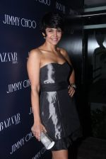 Mandira Bedi at the launch of _Jimmy Choo_ Eyewear on 5th April 2016