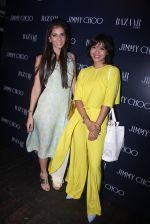 Nishka Lulla at the launch of _Jimmy Choo_ Eyewear on 5th April 2016