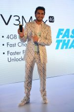 Ranveer Singh at Vivo mobile launch in Mumbai on 5th March 2016