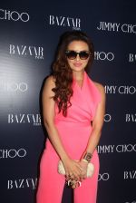 Sana Khan at the launch of _Jimmy Choo_ Eyewear on 5th April 2016