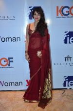 Vidya Malvade at the _I Am Woman_ women empowerment award on 5th April 2016