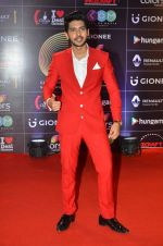Amaal Mallik at GIMA Awards 2016 on 6th April 2016