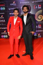 Amaal Mallik, Armaan Mallik at GIMA Awards 2016 on 6th April 2016