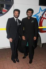 Anil Kapoor, Arjun Kapoor at GIMA Awards 2016 on 6th April 2016