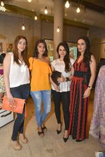 Anu Dewan at Gateway school art show in Mumbai on 6th April 2016