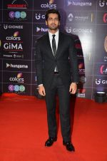 Arjan Bajwa at GIMA Awards 2016 on 6th April 2016