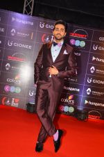 Ayushman Khurana at GIMA Awards 2016 on 6th April 2016