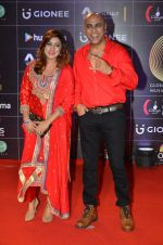 Baba Sehgal at GIMA Awards 2016 on 6th April 2016