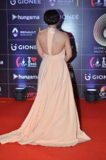 Bhumi Pednekar at GIMA Awards 2016 on 6th April 2016