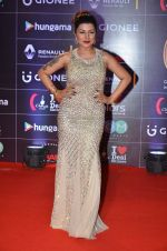 Hard Kaur at GIMA Awards 2016 on 6th April 2016