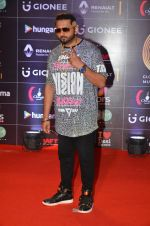 Honey Singh at GIMA Awards 2016 on 6th April 2016