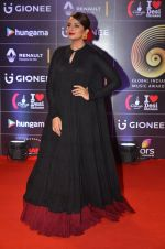 Huma Qureshi at GIMA Awards 2016 on 6th April 2016