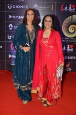 Ila Arun, Ishita Arun at GIMA Awards 2016 on 6th April 2016