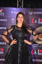 Kainaat Arora at GIMA Awards 2016 on 6th April 2016