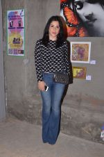 Maheep Kapoor at Gateway school art show in Mumbai on 6th April 2016 (102)_57062fa3dd661.JPG