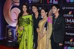 Poonam Dhillon at GIMA Awards 2016 on 6th April 2016