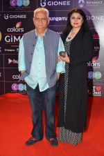 Ramesh Sippy, Kiran Sippy at GIMA Awards 2016 on 6th April 2016