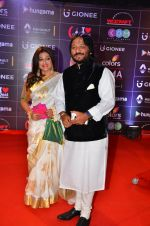 Roop Kumar Rathod, Sonali Rathod at GIMA Awards 2016 on 6th April 2016 (11)_5706430ba9a9e.JPG