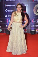 Shweta Pandit at GIMA Awards 2016 on 6th April 2016