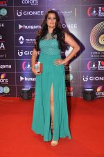 Sona Mohapatra at GIMA Awards 2016 on 6th April 2016