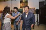 Sunny Deol at Gateway school art show in Mumbai on 6th April 2016