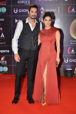 Sunny Leone at GIMA Awards 2016 on 6th April 2016